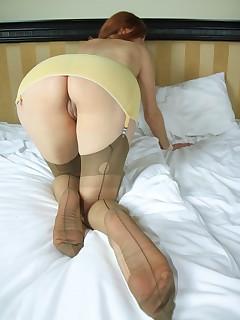Ass Nylon Pics