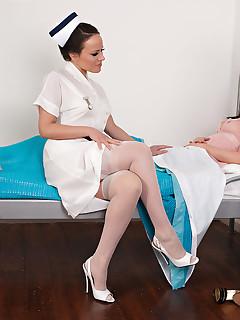 Nurses Nylon Pics